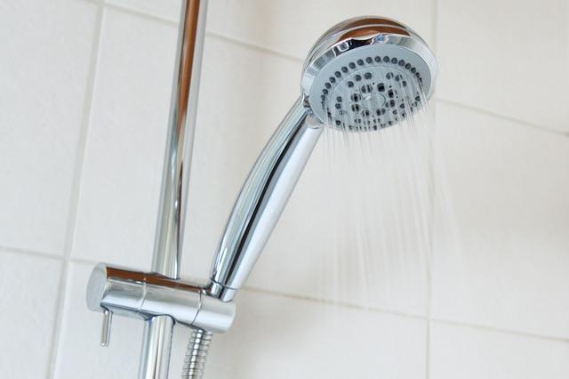 塩素除去 シャワーヘッド